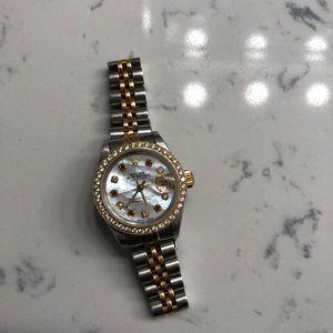 Women's Rolex Oyster Perpetual Watch